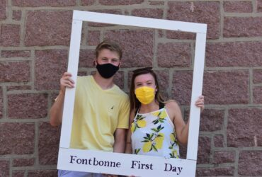 Health, Safety Precautions Allow Fontbonne Community to Enjoy Campus Life
