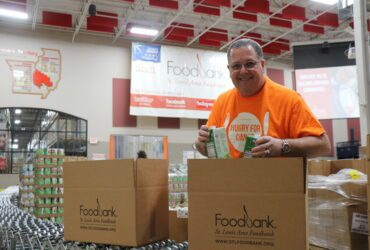 Fontbonne Alumnus Tim Fetsch Begins Role as Chief Operating Officer at St. Louis Area Foodbank