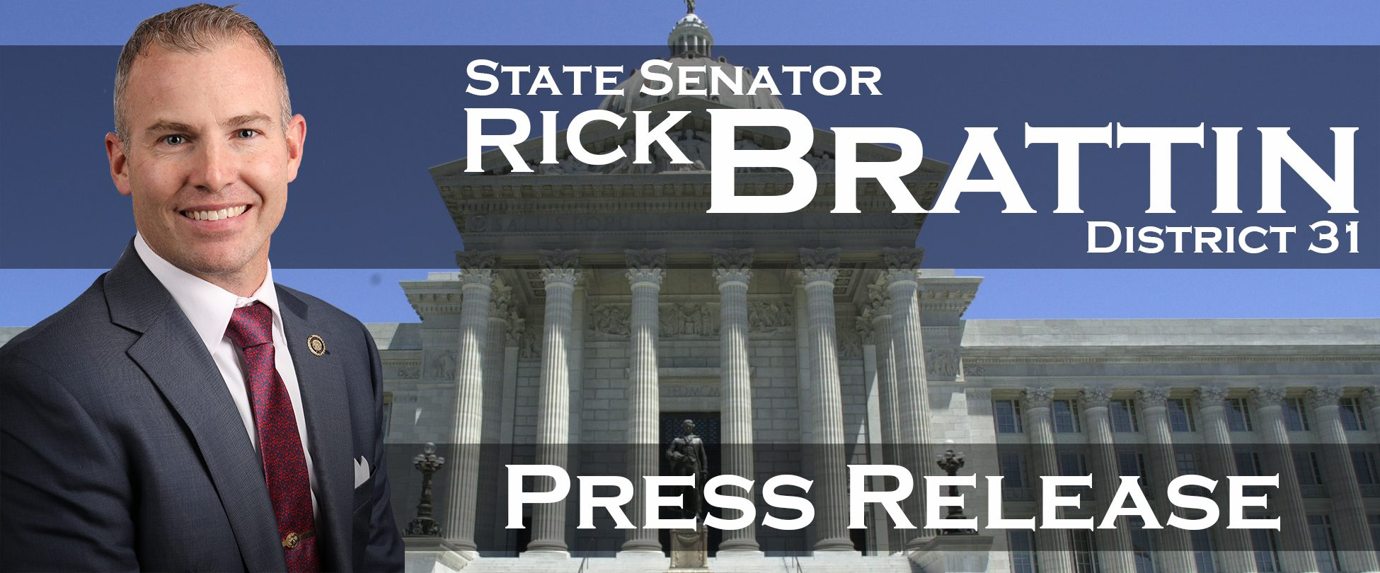 Sen. Rick Brattin Urges Governor to Call Lawmakers Back to State Capitol to Stop President's Vaccine Mandates
